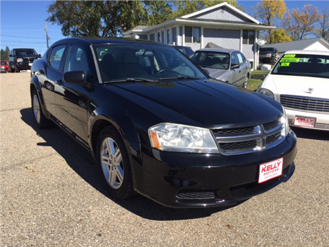 2011 Dodge Avenger for sale in Johnston, IA