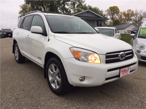 2008 Toyota RAV4 for sale in Johnston, IA