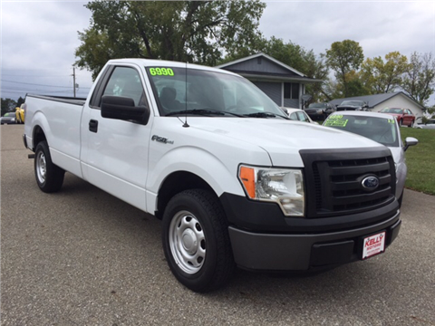 2011 Ford F-150 for sale in Johnston, IA