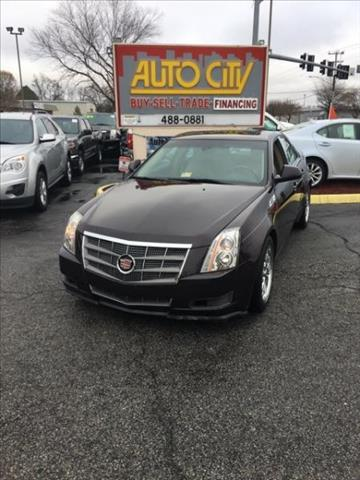 Used 2009 cadillac cts for sale virginia for Goldstar motor company winchester virginia