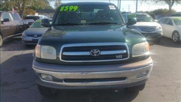 2002 Toyota Tundra for sale in Portsmouth, VA