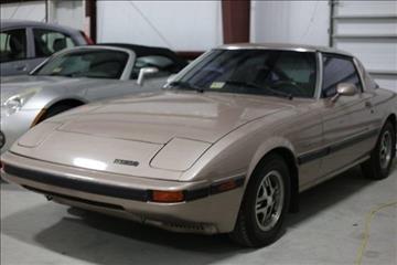 1985 Mazda RX-7 for sale in Portsmouth, VA