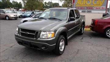 2004 Ford Explorer Sport Trac for sale in Portsmouth, VA