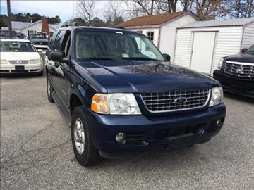 2005 Ford Explorer for sale in Portsmouth, VA