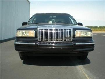 1996 Lincoln Town Car for sale in Portsmouth, VA