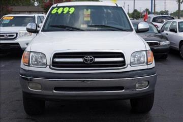 2000 Toyota Tundra for sale in Portsmouth, VA