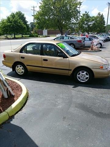 2000 Chevrolet Prizm for sale in Portsmouth, VA