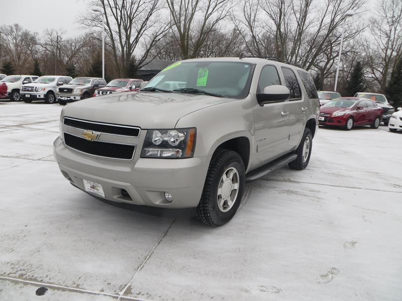 Used 2009 Chevrolet Tahoe For Sale In Iowa