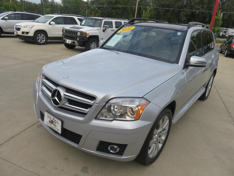 2010 Mercedes Benz Glk For Sale In Iowa