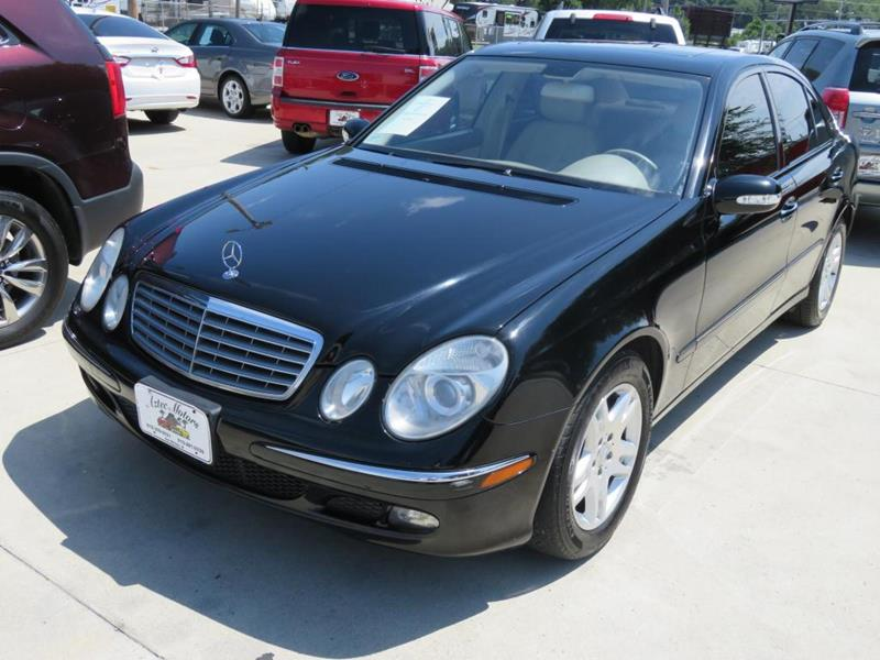 2006 Mercedes Benz E Class For Sale In Iowa