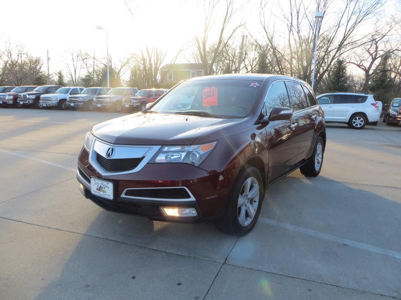 Acura Des Moines >> 2012 Acura Mdx Sh Awd 4dr Suv In Des Moines Ia Aztec Motors