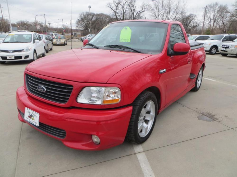 2002 Ford F 150 SVT Lightning For Sale In Des Moines IA