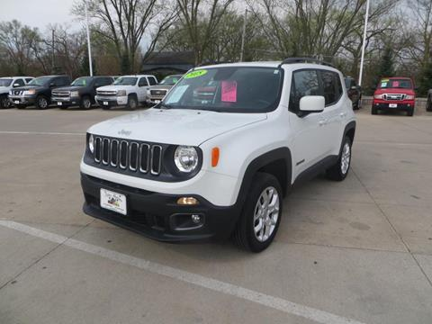 Used 2015 Jeep Renegade For Sale In Iowa