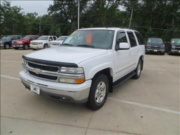 2004 Chevrolet Tahoe for sale in Des Moines, IA