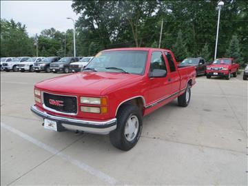 Elmwood Auto Sales >> 1995 GMC Sierra 1500 For Sale - Carsforsale.com
