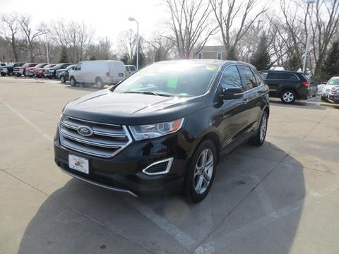 2017 Ford Edge for sale in Des Moines, IA