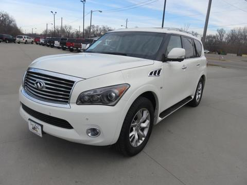 2014 Infiniti QX80 for sale in Des Moines, IA