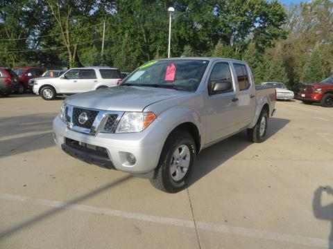 2013 Nissan Frontier For Sale In Des Moines, IA