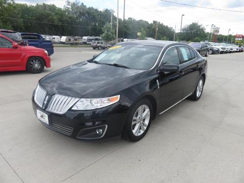 2012 Lincoln MKS for sale in Des Moines, IA