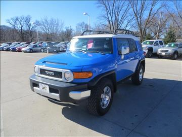 2007 Toyota FJ Cruiser for sale in Des Moines, IA