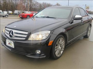 2009 Mercedes-Benz C-Class for sale in Des Moines, IA