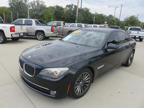 2009 BMW 7 Series for sale in Des Moines, IA