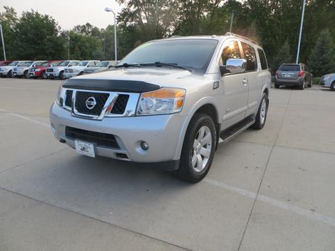 2008 Nissan Armada For Sale In Des Moines, IA