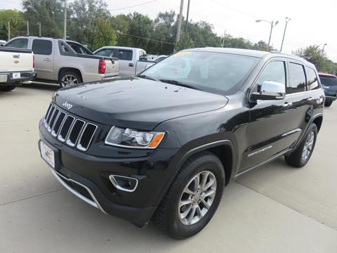 2014 Jeep Grand Cherokee for sale in Des Moines, IA