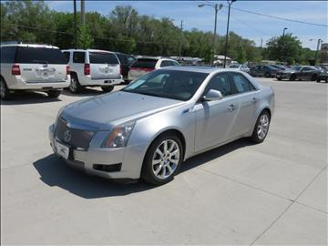 2008 Cadillac Cts For Sale Iowa