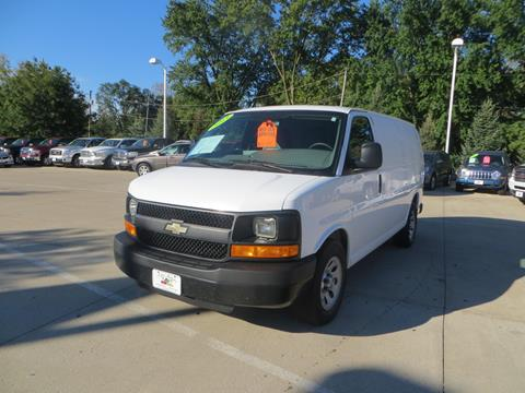 2013 Chevrolet Express Cargo for sale in Des Moines, IA