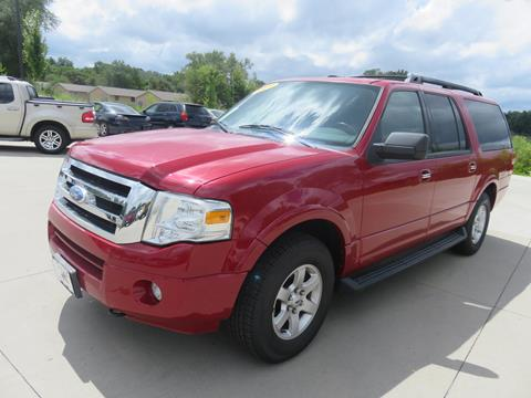 2009 Ford Expedition EL for sale in Des Moines, IA