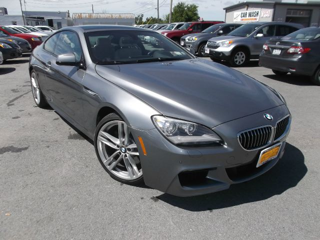 2013 BMW 6 Series