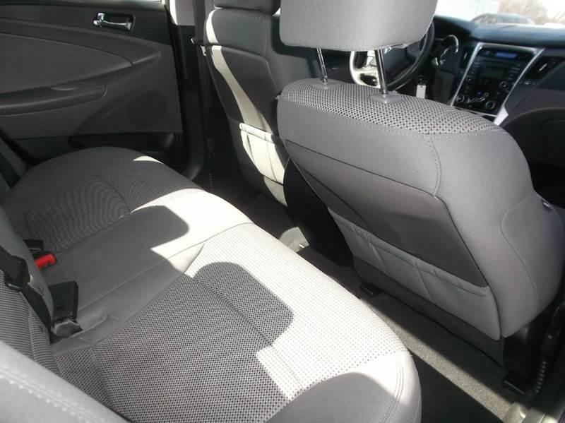 2013 Hyundai Sonata GLS 4dr Sedan - Watertown NY