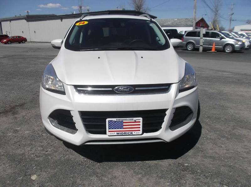 2014 Ford Escape AWD Titanium 4dr SUV - Watertown NY