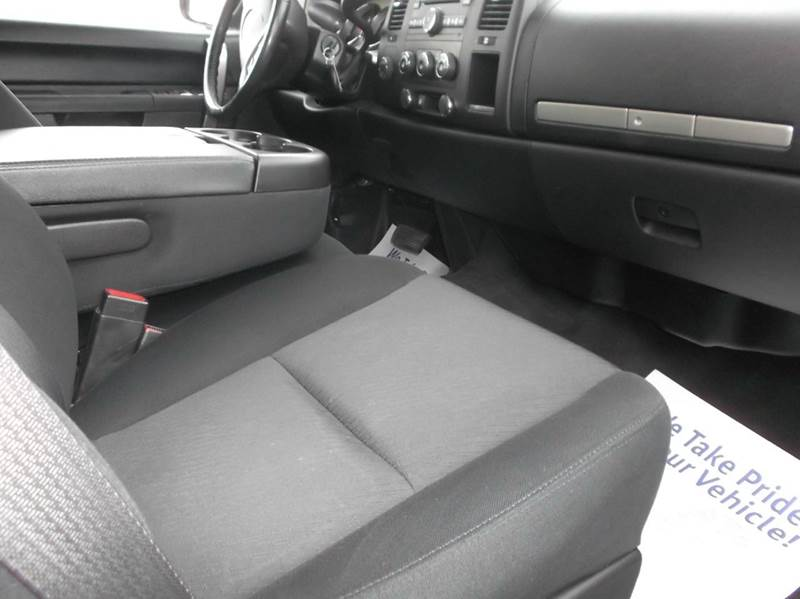 2013 Chevrolet Silverado 1500 4x4 LT 4dr Crew Cab 5.8 ft. SB - Watertown NY