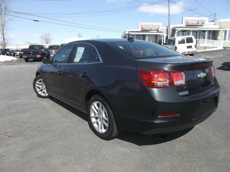 2014 Chevrolet Malibu LT 4dr Sedan w/1LT - Watertown NY
