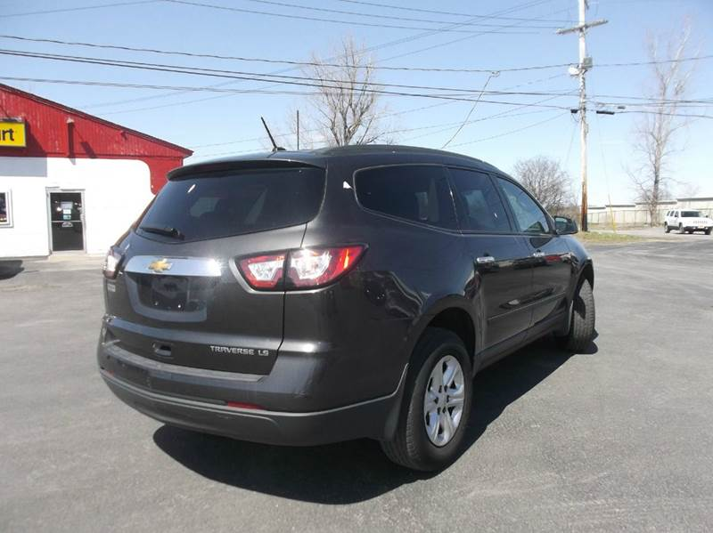 2014 Chevrolet Traverse LS 4dr SUV - Watertown NY