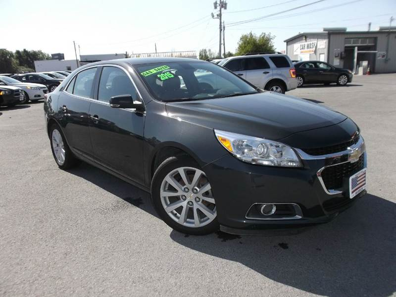 2015 chevrolet malibu lt 4dr sedan w 2lt in watertown ny. Black Bedroom Furniture Sets. Home Design Ideas