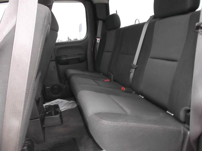 2013 Chevrolet Silverado 1500 4x4 LT 4dr Extended Cab 6.5 ft. SB - Watertown NY