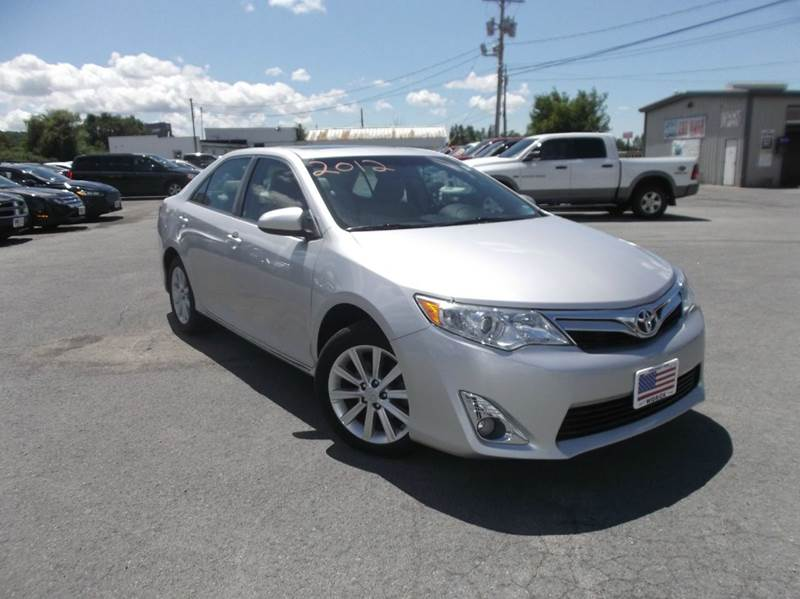 2012 Toyota Camry XLE 4dr Sedan - Watertown NY