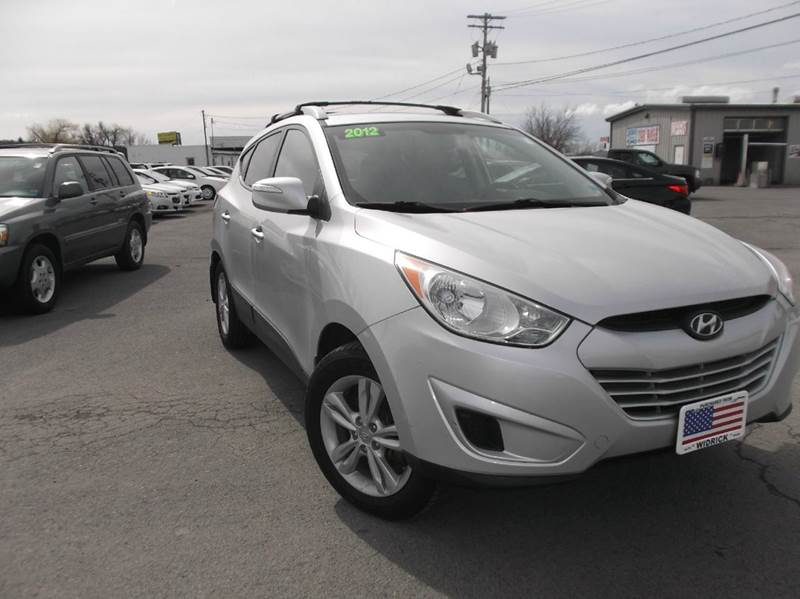 2012 Hyundai Tucson Limited AWD 4dr SUV - Watertown NY