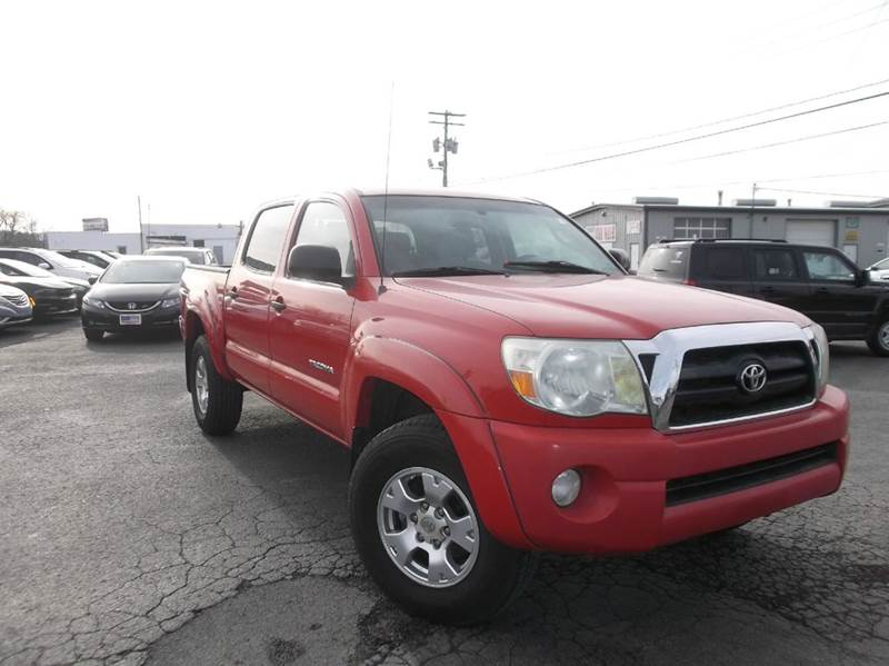 2007 Toyota Tacoma V6 4dr Double Cab 4WD 5.0 ft. SB (4L 5A) - Watertown NY