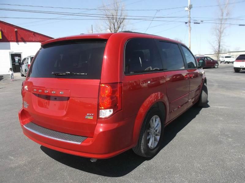 2016 Dodge Grand Caravan SXT 4dr Mini-Van - Watertown NY
