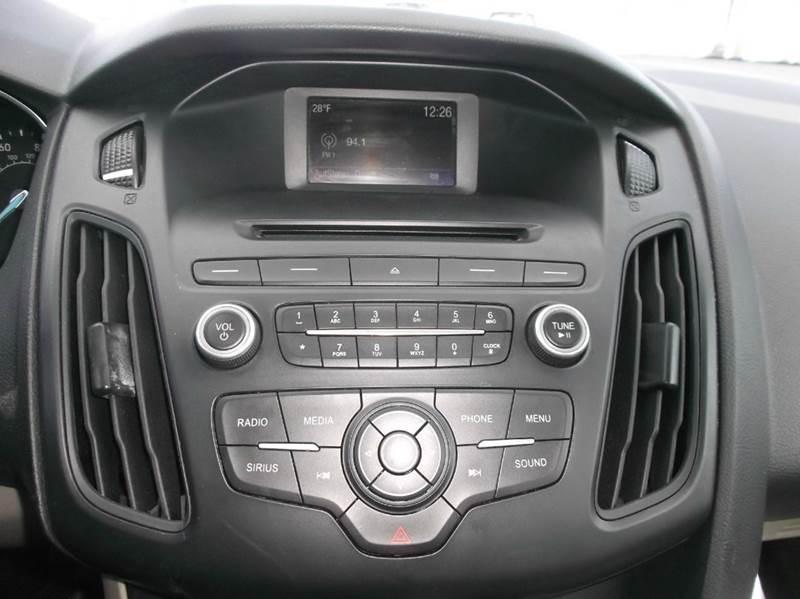 2016 Ford Focus SE 4dr Sedan - Watertown NY