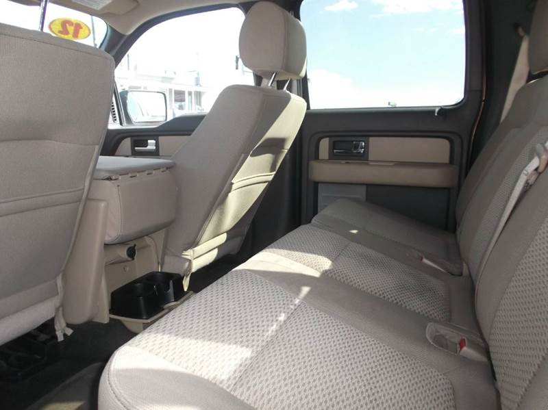 2012 Ford F-150 4x4 XLT 4dr SuperCrew Styleside 5.5 ft. SB - Watertown NY