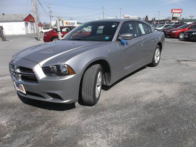 2014 Dodge Charger SE 4dr Sedan - Watertown NY
