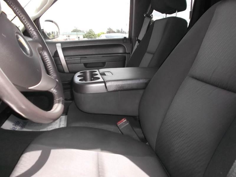 2011 Chevrolet Silverado 1500 LT 4x4 4dr Extended Cab 6.5 ft. SB - Watertown NY