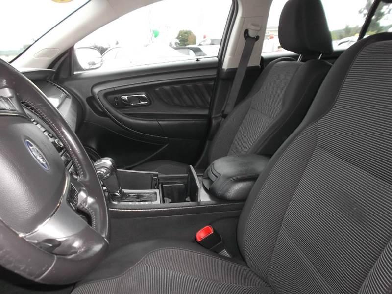 2012 Ford Taurus SEL 4dr Sedan - Watertown NY