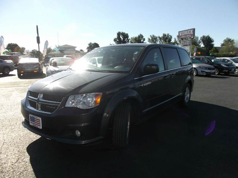 2012 Dodge Grand Caravan Crew 4dr Mini Van - Watertown NY