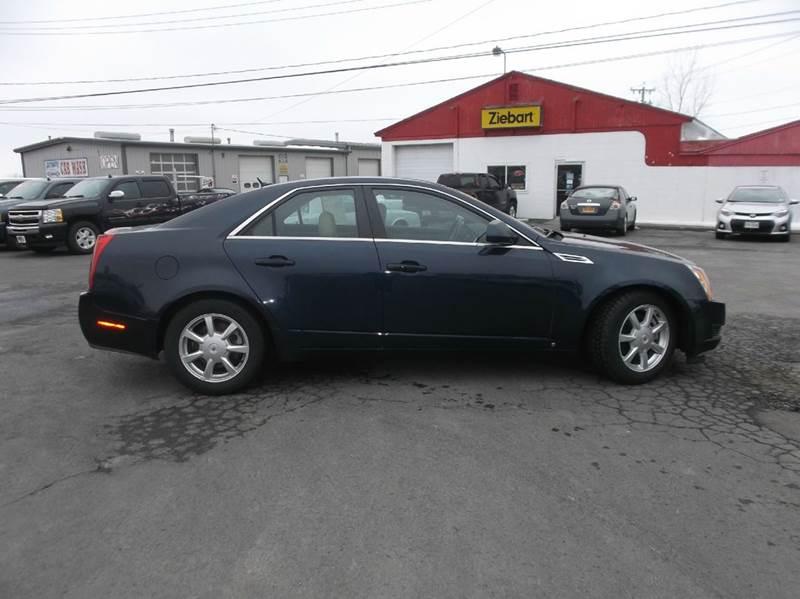 2008 Cadillac CTS 3.6L V6 AWD 4dr Sedan - Watertown NY